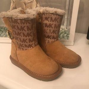 Girls Michael Kors Boots size 7